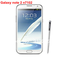 "Original Galaxy Note 2  n7102 MTK6577 dual core 5.3"" HD 800 x 480 android 512 RAM 4GB ROM single card smartphone"