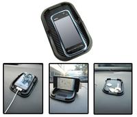 Multi-functional car Anti Slip pad Rubber Mobile Sticky stick Dashboard Phone Shelf Antislip Mat For GPS MP3 Cell Holder