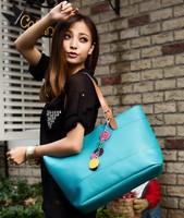 women leather handbags 2014 Hot selling Fashion Women handbag candy color handbag women bag women messenger bags