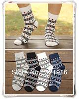 navy design korea fashion crew socks shoe sock  mens casual socks  soft-fit 12 prs 1 lot  work socks breathe freely mix colours