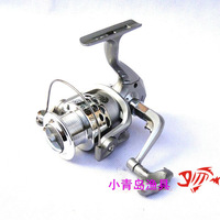Fishing vessel 4000 fish reel fishing rod wheels round pole 6 shaft fish wheel spinning wheel