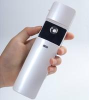 30 Second Exquisite Sliding Nano Steamer for Women Skin Facial Care Tool Portable Spray Moisture Device