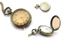 Карманные часы на цепочке 1