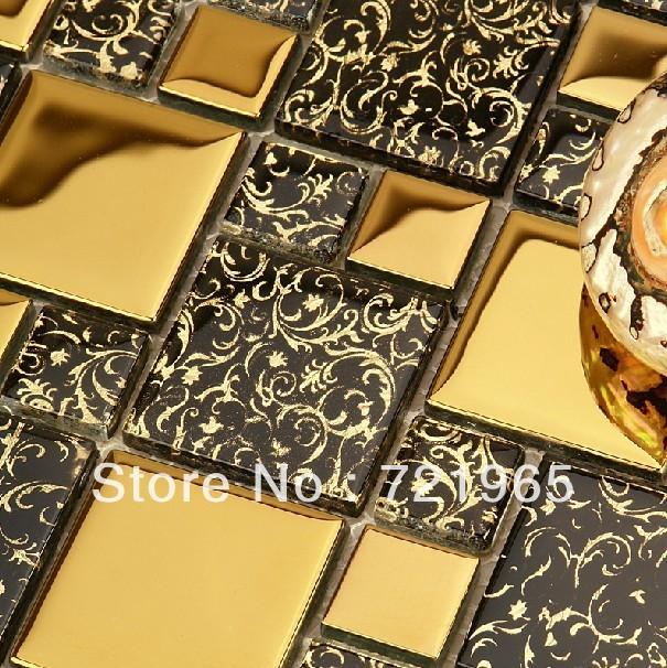 Achetez en Gros mosaïque dorée en Ligne à des Grossistes
