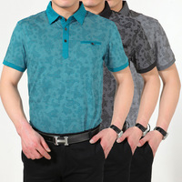 2013 SEPTWOLVES male short-sleeve casual cotton t-shirt men's clothing short-sleeve top
