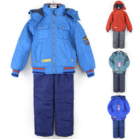 Winter Coat Jacket Down Parkas Clothing Set Boys Children Down Sets Baby Set Children's 4 colors free shipping TH1003