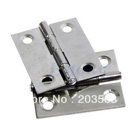 5pair 55mm x 33mm Satin Nickel Finish Interior Door Hinges Door Hardware