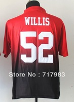 Free Shipping cheap jerseys -#52 Patrick Willis  Drift Fashion II Elite Jerseys  America Football Jersey best