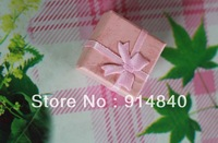 48pcs/lot paper jewelry boxes earrings holder wholesale jewelry bags and packaging necklace display bracelet display stand G077