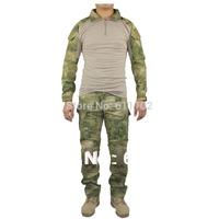 Tactical Combat Uniform Gen 2 shirt+pants Military Army Pants with knee pads Size S, M, L, XL, XXL ATACS FG