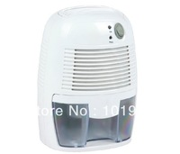 Free Shipping New Compact Air Dryer Portable Mini Dehumidifier 500ML 18oz Dropshipping