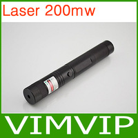 Top Laser 200mw 532nm green laser pointer pen Burn Cigarette with 18650 3000Mah battery and charger