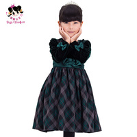 Princess 2013 female child autumn long-sleeve child one-piece dress princess dress puff skirt formal dress l