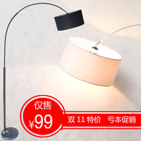 supernova sale Led modern floor lamp bedroom lamp floor lamp fashion brief lighting card  free shipping