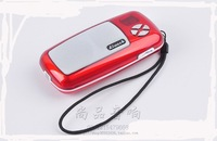 Portable card speaker mini stereo fm radio mp3 player