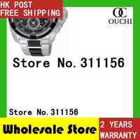 Christmas Gift Free Shipping top luxury brand Velatura Diver's 100M Chrobograph men Watch Gents Sports Mens Wristwatch SNDA59P1