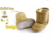 Free Shipping 2013 Baby boot Baby Snow Boots winter/Anti-slip /Toddler&Infant's Shoes/Footwear/Baby pre-walkers