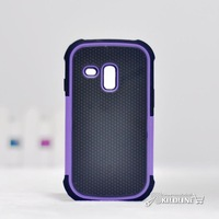 Shockproof Hybrid PC + Silicone Combo Case Cover For Samsung Galaxy S3 mini i8190