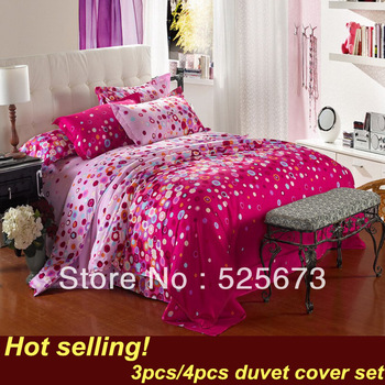 Sale Queen Full Twin Size 4pcs Bed Set Bedding