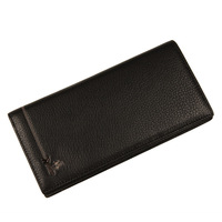 new 2014 Guaranteed 100% Genuine Leather men wallets  Brand Famous  men's bags desigual purse 201402272C