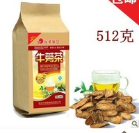 512g top quality gold burdock Tea, slimming tea,organic tea Free shipping