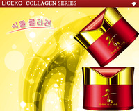 Free shipping  collagen Moisturizing &repairing  face cream  50g