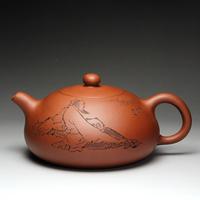 Yixing teapot tea set handmade ore