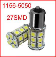 New 1156  BA15S 5050 27leds 27 smd led 27smd car turn signal corner light,backup light 1157 BAY15D BA15D