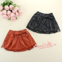 2013 children's autumn clothing autumn female waist skirt child puff skirt child bust skirt miniskirt