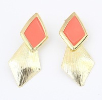 E0020 Min order $10 (mix order) New Arrival fashion trend geometry earrings for women jewelry Wholesale