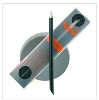 Inkless metal pen Beta pen black silver   gift birthday