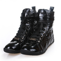 New 2013 Flat Wholesale Women Boots Free Shipping Fashion Boots For Women Black Ankle Boots For Women Designer  34-40