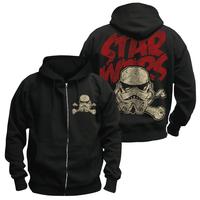 Fashion wear 2013 metal star wars george middot . lucas sweatshirt hoodie