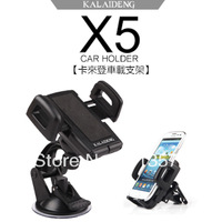 Deloo product phone car stand Best selling consumer electronic phone stand