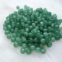 Diy jade beads general jade oil Teal 4mm beads