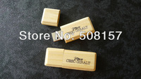 Free Shipping, new arriving  NEW Natural Bamboo Usb Flash Memory 2GB/4GB/8GB/16GB HOT selling  Real cacpacity