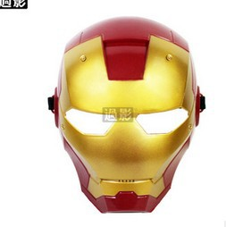 Free shipping Masquerade mask optimus prime iron man mask creative play toys