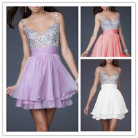 Free Shipping New Arrival Style 2014 Real Cocktail Dresses Women Elegant Sexy OE100