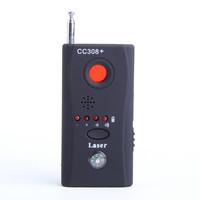 Hot Sale 1 pcs New Anti Spy Full-Range Detector For Signal Bug RF Detector Hidden Camera Laser Lens GSM Device Finder 750140