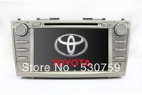 "8"" 2-Din InDash Car DVD Player for Toyota Camry 2007-2011 + CAN Bus GPS Navigation TV Map SWC Stereo Audio Video Radio Bluetooth"