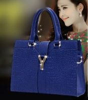 Genuine leather women bags 2013 real cowhide women's handbag one shoulder messenger bags