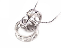 Silver Pendants 100% Guaranteed Genuine Solid 925 Sterling Silver Jewelry Pendants YH2050