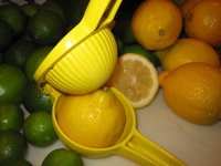 "lemon squeezer fruit juicer 2.4"" diameter aluminum alloy Juice Manual Press"