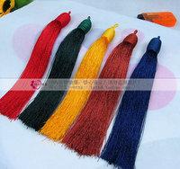2013 Thread tassel earhead earring hair accessory accessories curtain cloth accessories crafts