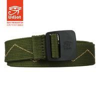 Udjat outside sport casual nylon belt male quick-drying belt strapping tape female to dazzle-TBH