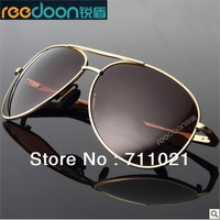 Man Authentic polarisers sunglasses, drive glasses, metal frame,  four colors, Support retail and wholesale, free shipping