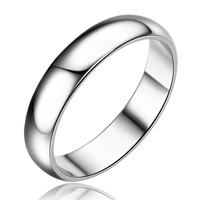 Eternal series glossy brief classic ring married general single lovers finger ring ka20