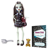 Genuine Original Monster High Original Favorites Frankie Stein Doll fashion Children Kid Girl Dolls Toys - Best Christmas Gift
