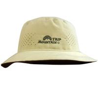 Laser mc-241 breathable rim hat fishing cap round edge cap bucket hat-TBH