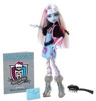 Genuine Original Monster High Picture Day Abbey Bominable Doll fashion Children Kid Girl Dolls Toys - Best Christmas Gift